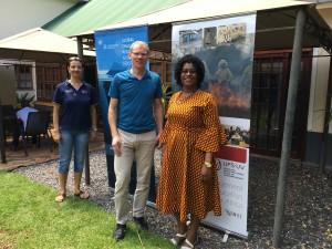 Lecturing DRR social capital Pretoria