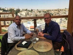 fieldwork Jordan 2017 Response refugees