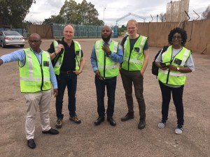 fieldwork Risk Assessment Pretoria